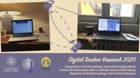 Digitale indonesisch-deutsche Tandems