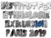 Exkursion Paris des Instituts für Ethnologie