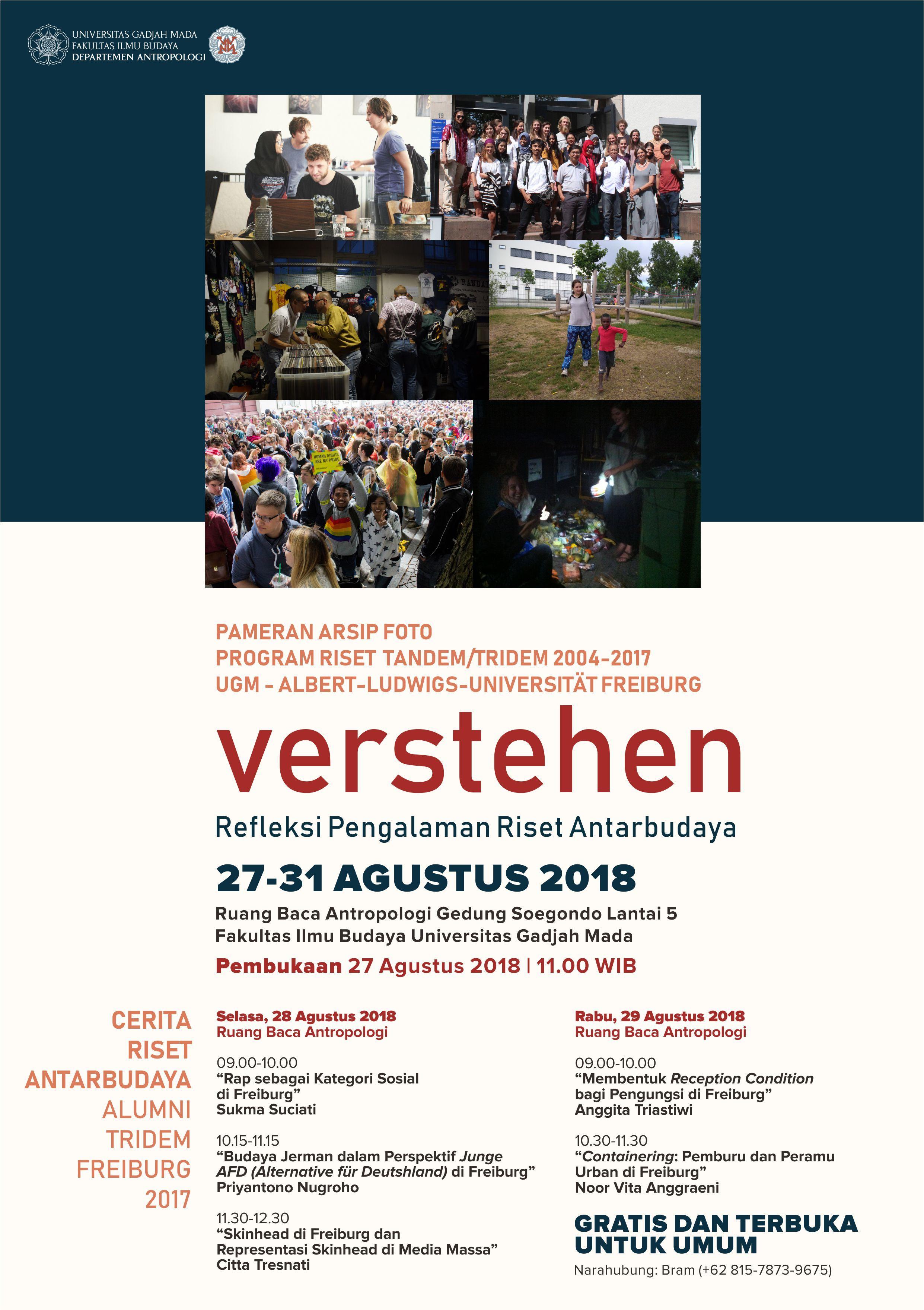 Poster Verstehen