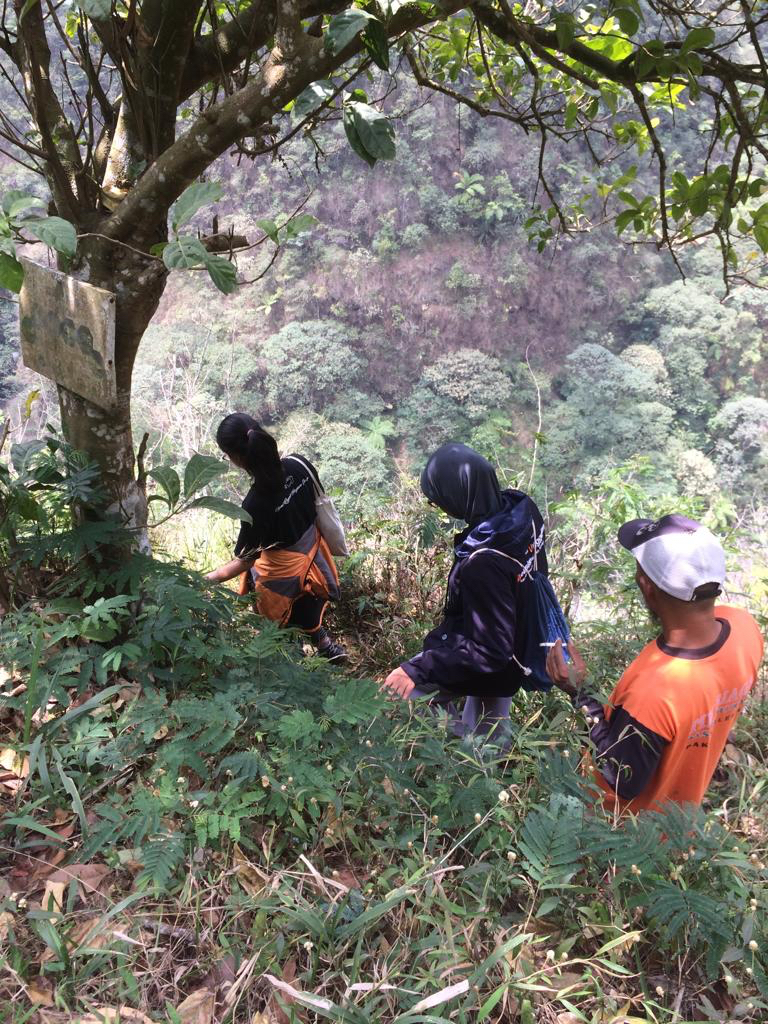 The Merapi National Park Team 2.jpg