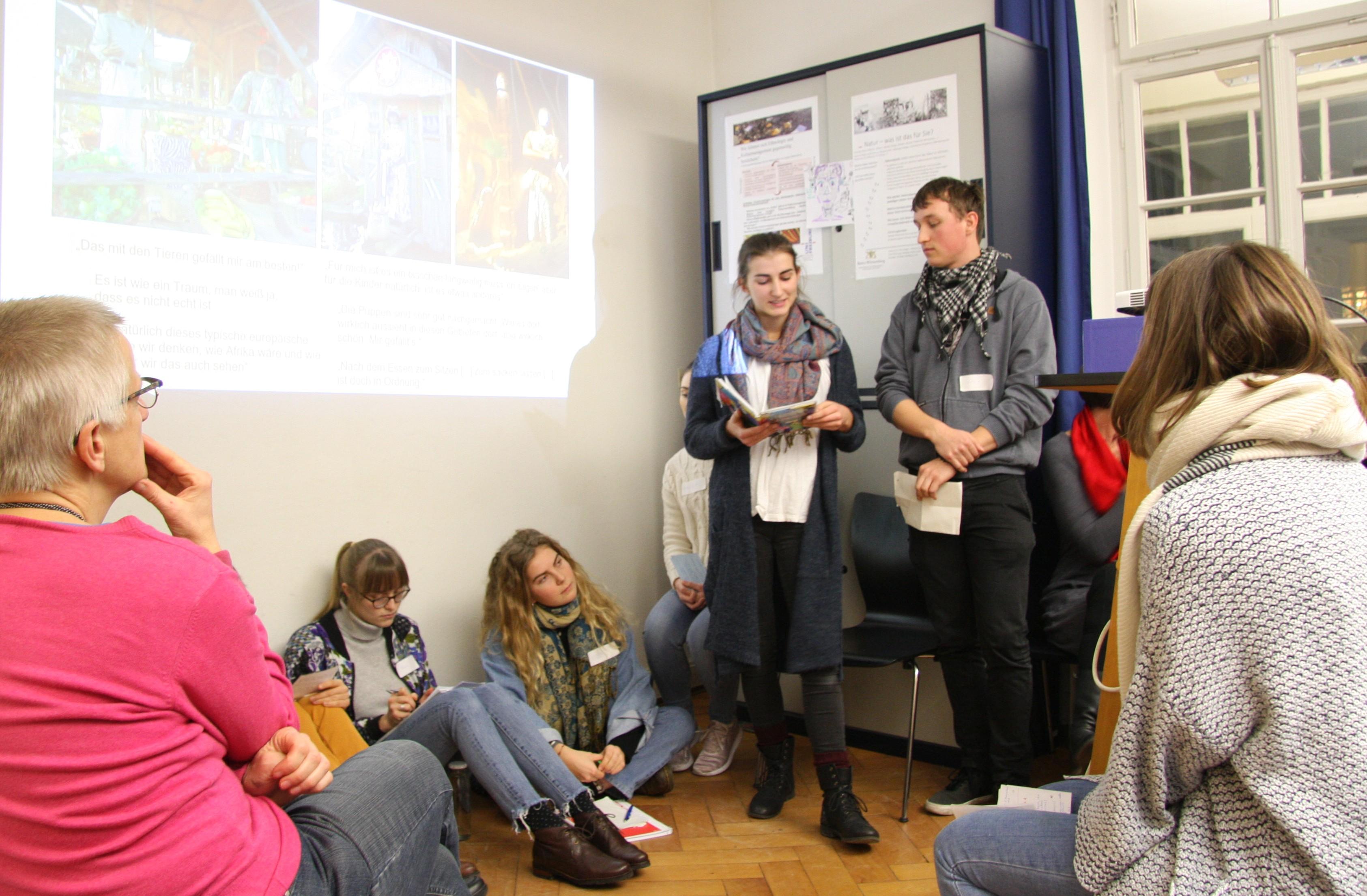 Freiburg betrachten: Exotisierung oder Dekolonisierung? Werkstattgespräch mit Studierenden